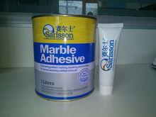 colorful marble adhesive glue mastic