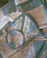 elegant table cover set