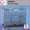 aluminum dog cage steel wicker dog house