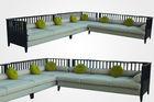 SO-008 Sofa set design modern l shape fabric sofa