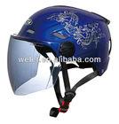 summer helmet motorcycle helmet abs materials