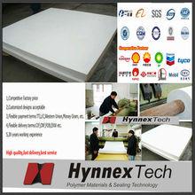 plastic ptfe sheet, virgin PTFE sheet/Teflon sealing products/Teflon plastic Made in China, smooth surface ptfe sheet manufactur