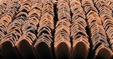 Tuscan Natural Clay Roof Tiles