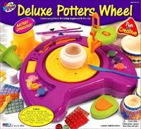 Deluxe Potters Wheel