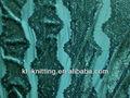 jacquard rideau en tissu