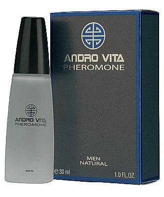 Andro Vita feromônio homens Natural 30 ml