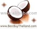 Huile de noix de coco de Vierge - pressée au froid