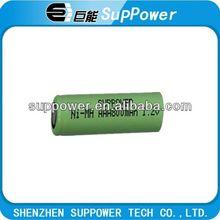 550 aa nimh battery 7.2v pack CE UL ROHS