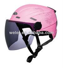 summer helmet(open face jet motorcycle helmet