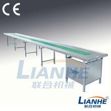 Stainless steel Stepless Speed Adjustment conveyor belt scrap