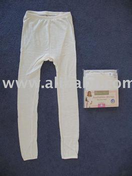 100% Australia Thermal Wool Underwear (long Johns)