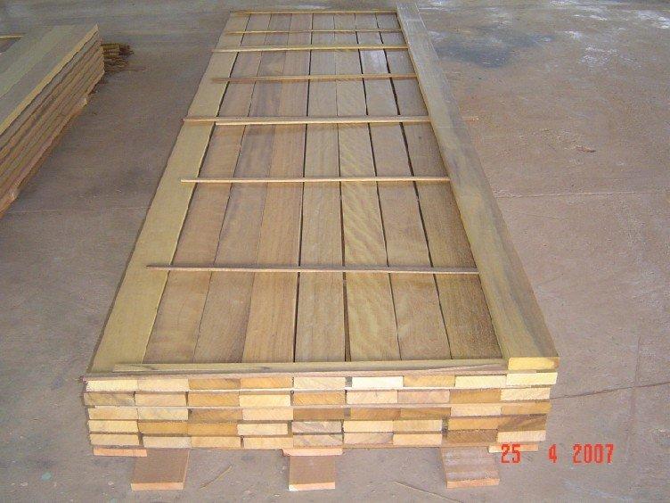 Wood Decking Minimum Thickness Wood Decking