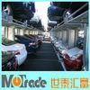 two column hydraulic automotive car lift