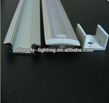 aluminium profile led strip channel rigid bar light channel light garuge channel25*8cm