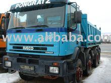 Iveco dump truck MP340 Meiller 3-way tipper