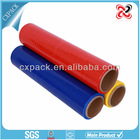 lldpe hot blue film