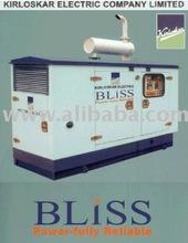 Kirloskar Electric Diesel Generator (DG Set):15 KVA-500 KVA; DC/AC Motors (Cage / Wound Rotor), Transformer, Switchgears