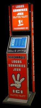 EKIOS, Vending Machine