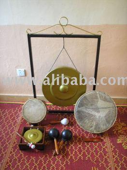 Traditional Musical Instrument for Dikir Barat Show