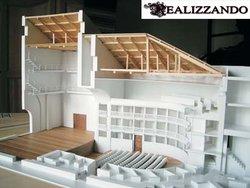 ARCHITECTURAL SCALE MODEL 1:50