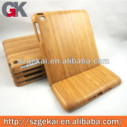 bamboo cover for ipad mini nature wooden case for ipad mini