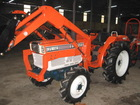 KUBOTA L2402DT WITH FRONT END LOADER