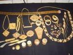 Ancient Gloden Handmade Jewelry