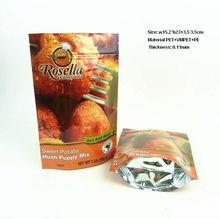 Sweet Potato Cooked Fast Food Plastic Bag