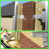 waterproof rock wool board for house residential wall insulation