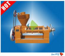 Good quality screw press machine for crude sunflower oil