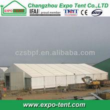 steel prefab tent house