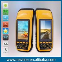 Gps/glonass navigator,Handheld computers with GNSS Glonass, GIS data collection