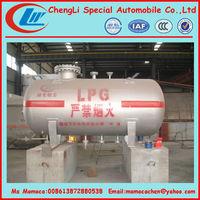 Mini propane storage tank,lpg tanker vessel 10cbm on sale