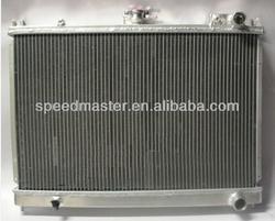 For Nissan Pintara Skyline R31 Aluminium Radiator 50mm Core