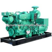 Diesel Engine Marine 400 kw 60HZ 440V Genset With KTA19-DM