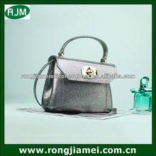 Shiny Glitter Jelly Bag For Fashion Women
