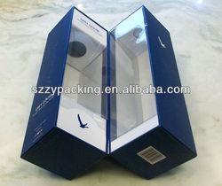 custom wine box with accessories