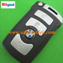 car remote key for BMW 7-Series Smart remote car key 434Mhz ID46 chip CAS1