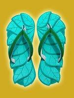sandal ukir, sandal cutting, sandal asli solo