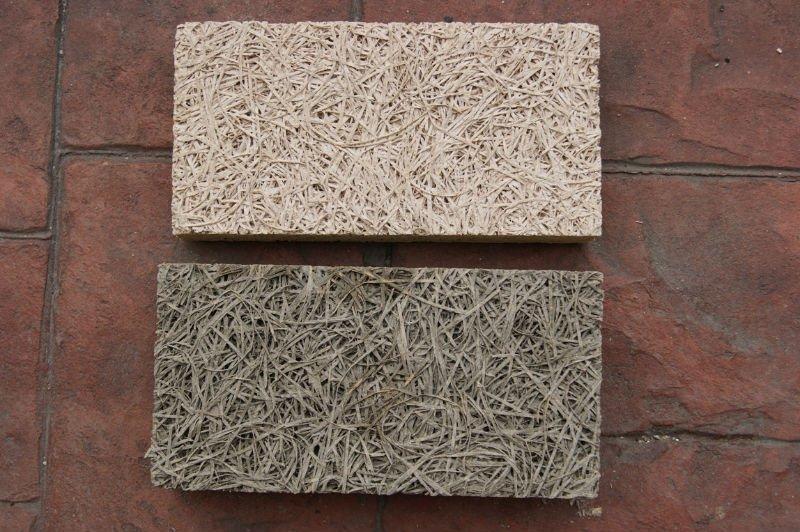 Panneau de ciment de copeaux de boisAutres travaux de construction
