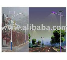 30W Solar LED Street Light With 38AH Accumulator