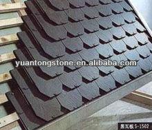 black roof slate