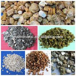 Perfumed vermiculite