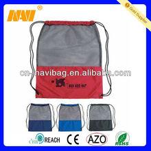 Fashion mesh bags drawstring(NV-DR045)