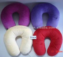 Microbeads U neck pillow children neck pillow