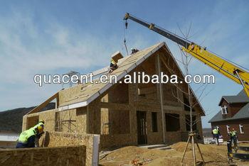 SIPs Panelized Prefab Cabin Kits Homes