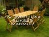 Set Teak Outdoor Furniture
