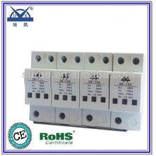 DK-380AC100 type I DIKAI white 380V modular lightning protection distribution board of buildings