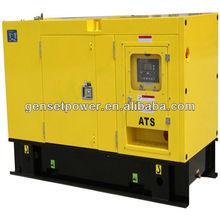 Electric Start Silent Type Power 5kw Diesel Generator