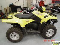 Brand New 05 Suzuki King Quad 700 4x4 ATV Full Warranty